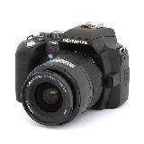 Sell olympus evolt e-500 digital slr camera with 14-45mm f3.5-5.6 zuiko digital zoom lens at uSell.com