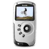 kodak playsport hd zx3 waterproof pocket video camera
