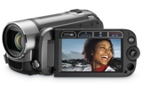 canon fs22 dual flash memory digital camcorder
