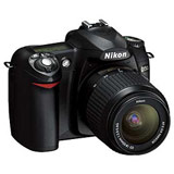 Sell Nikon D50 Digital SLR Camera with AF-S 18-55mm Lens at uSell.com