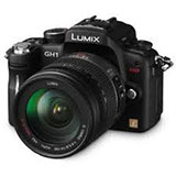 Panasonic  Lumix DMC-GH1 DSLR Camera body