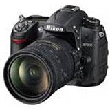 Nikon D7000 16.2 MP Digital SLR Camera - Black (Kit w- AF-S DX ED VR II 18-200mm Lens)