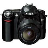 Nikon D50 Digital SLR Camera Kit