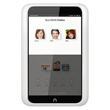 """Sell Barnes & Noble Nook HD Snow 16GB 7"""" at uSell.com"""