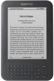 Sell Amazon Kindle 3 WiFi at uSell.com
