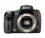 Sell sony alpha dslr-a500 body only digital camera at uSell.com