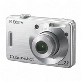 Sell sony cyber-shot dsc-w70 at uSell.com
