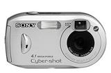 Sell sony cyber-shot dsc-p43 digital camera at uSell.com