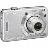Sell sony cyber-shot dsc-w55 digital camera at uSell.com