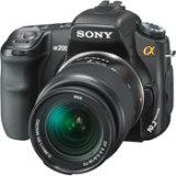 Sell sony alpha dslr-a200k slr digital camera 18-70mm lens at uSell.com