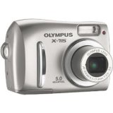 Sell olympus x-715 zoom digital camera at uSell.com