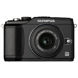 Sell olympus pen e-pl2 micro four thirds digital camera 14-42mm lens at uSell.com