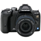 Sell olympus evolt e-510 with 14-42mm zuiko lens at uSell.com
