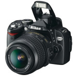 Sell nikon d60 digital slr with 18-55mm lens at uSell.com