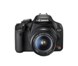 Sell canon eos 500d - digital rebel t1i digital camera with 18-55mm lens at uSell.com