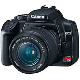 Sell canon eos digital rebel xti-400d digital slr camera body only at uSell.com