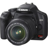 Sell canon eos digital rebel xsi-450d w-ef-s 18-55mm lens at uSell.com